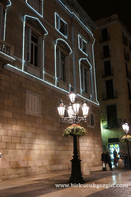 Işıltılı Barselona