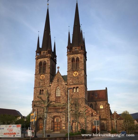 Ottersweier church